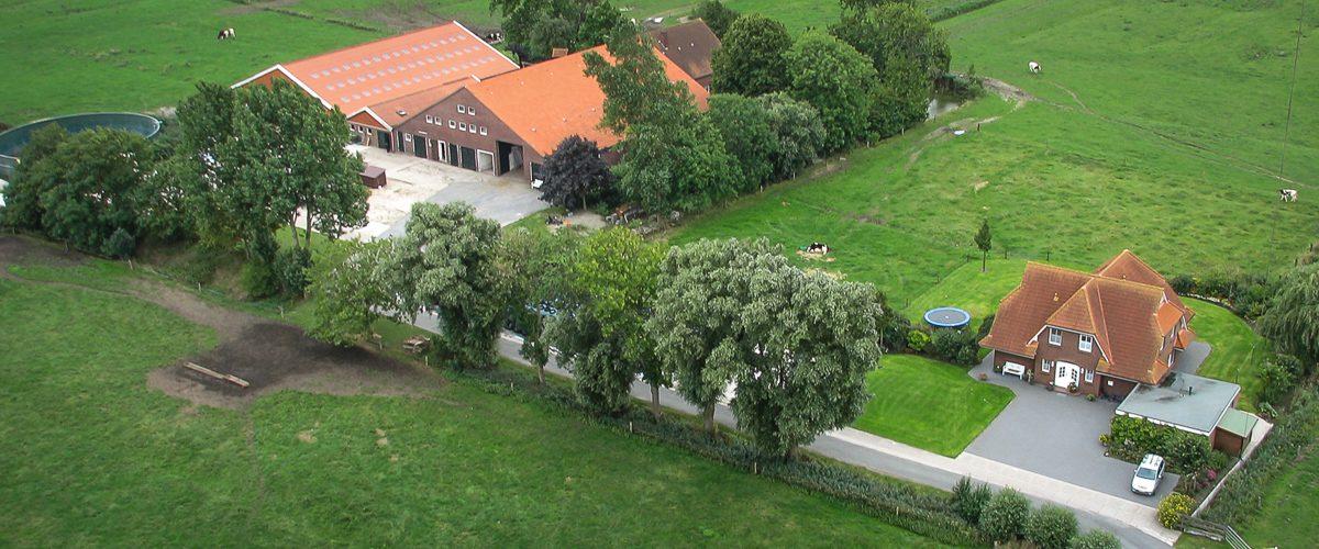 Bauernhofferien im Wangerland an der Nordsee